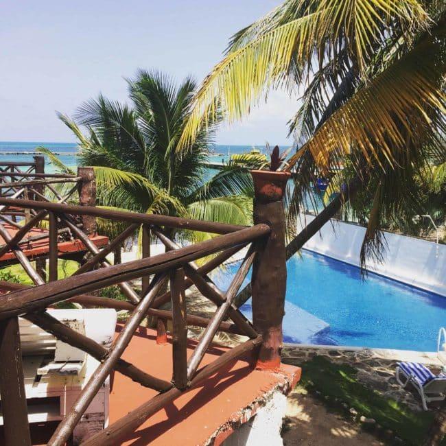 Mon voyage au Mexique