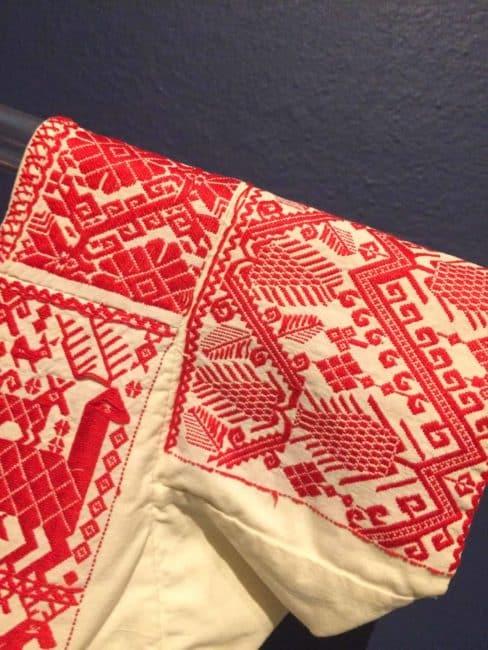 Le musée textile : San Cristobal