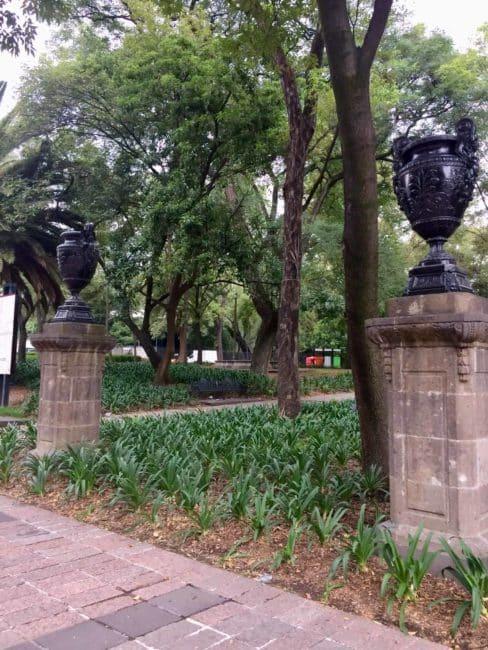 Chapultepec-parc-Mexico