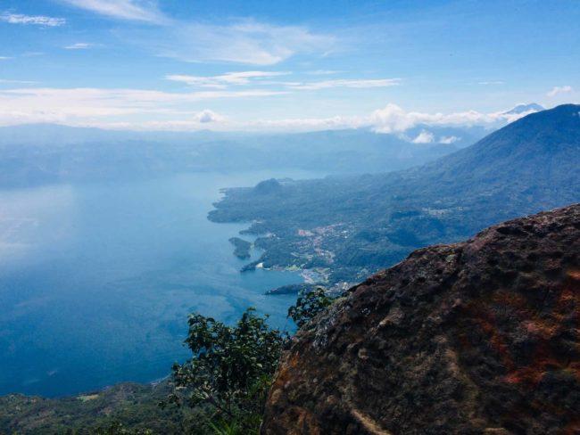 Volcan san pedro-guatemala-Atitlan