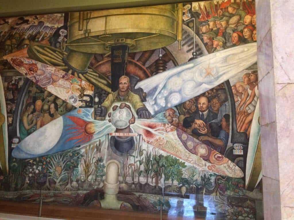 Diego rivera-musée-art-mexique