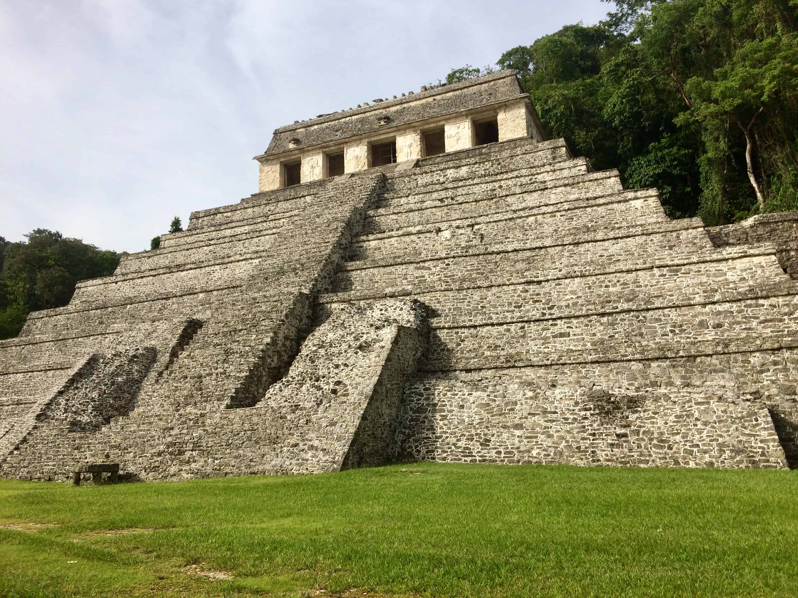 Ruines de Palenque-mexique