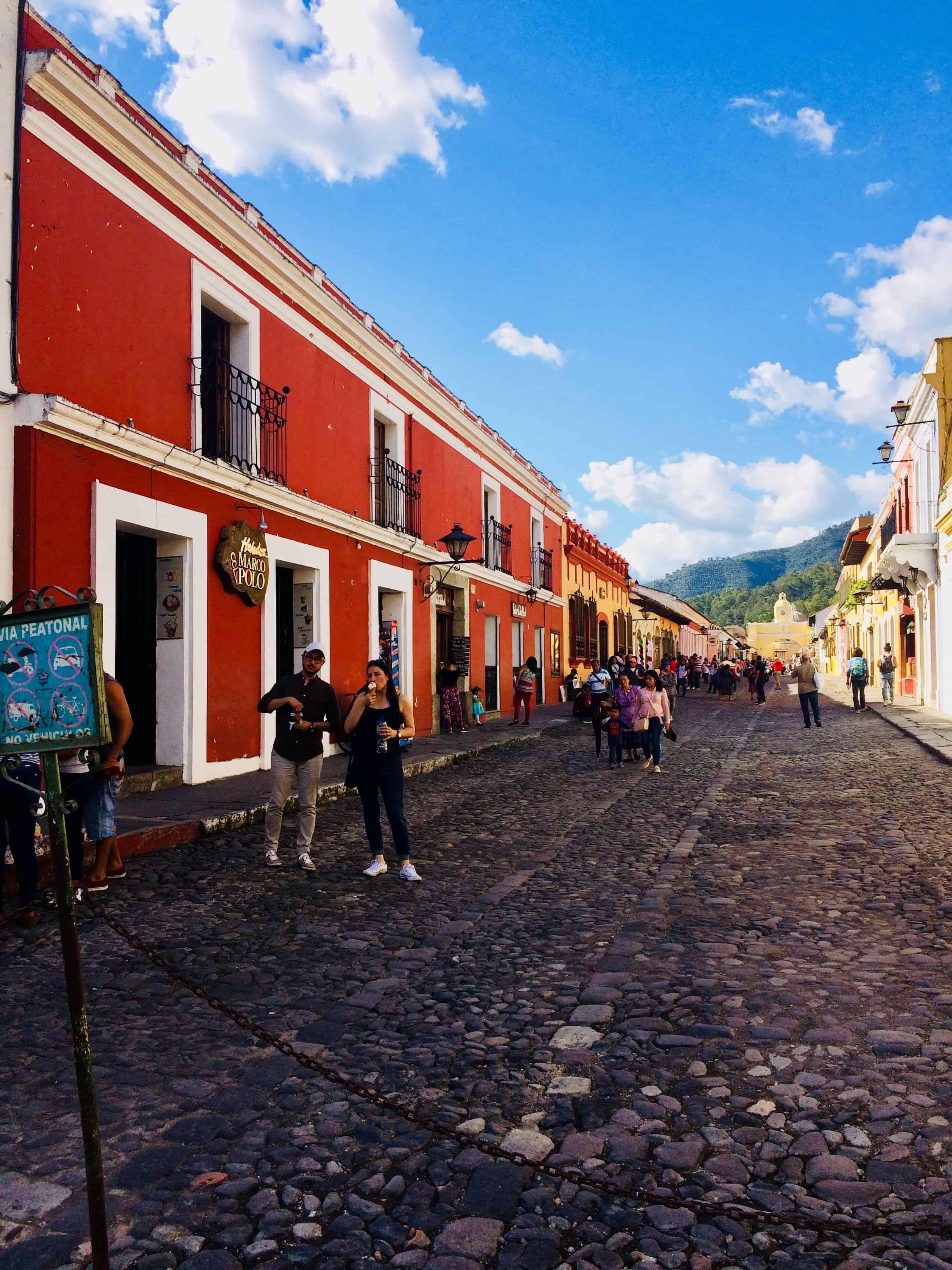Antigua guatemala-guatemala