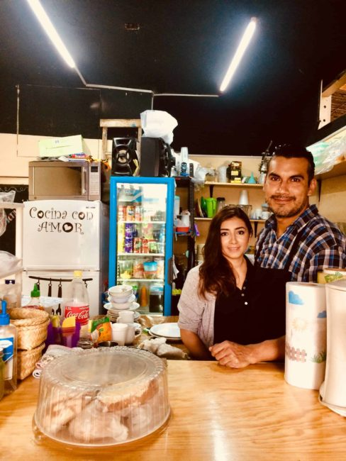 Restaurant mexicain-Marco et Amparo