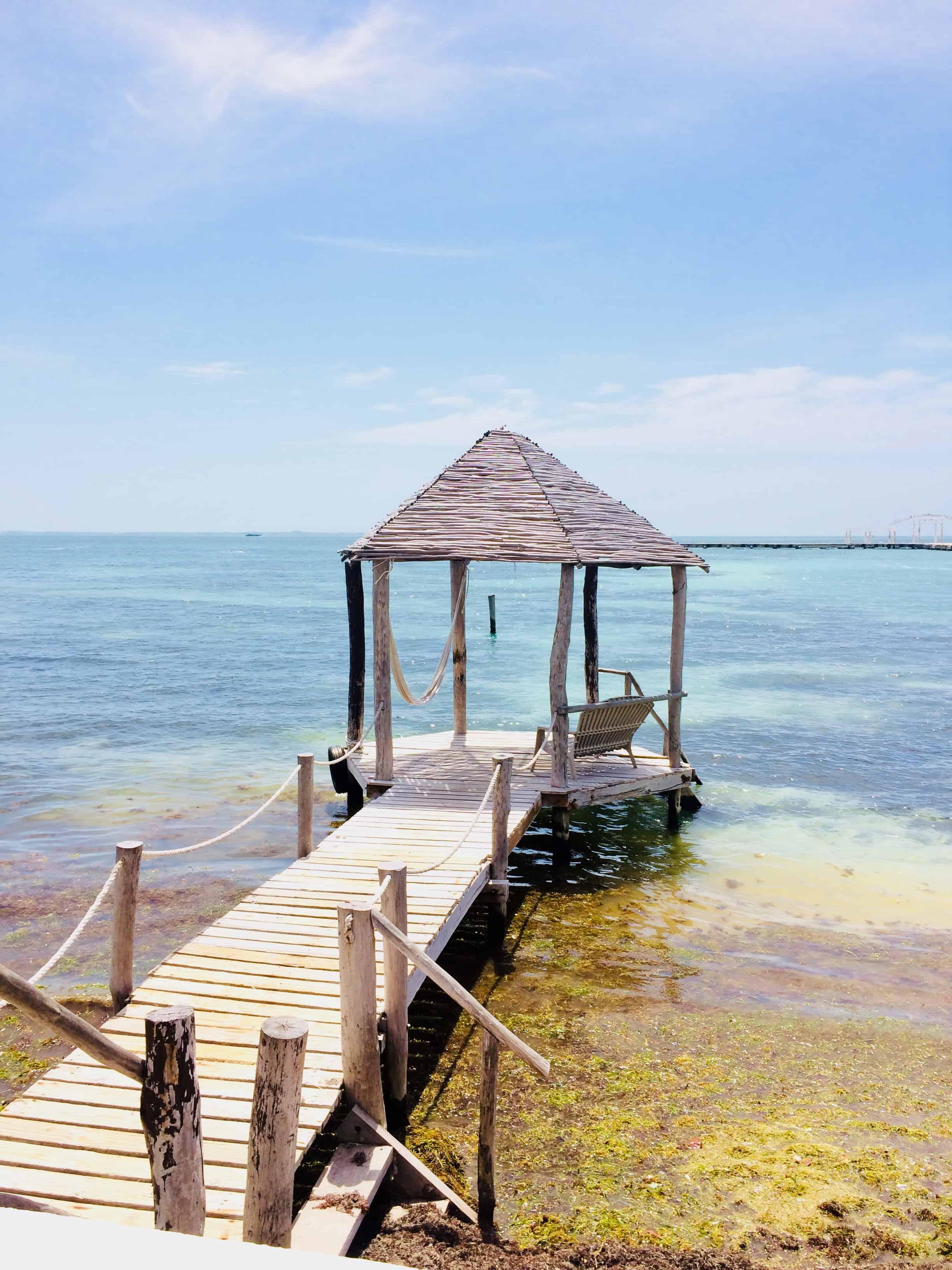 Cancun-mexique-piscine-plage