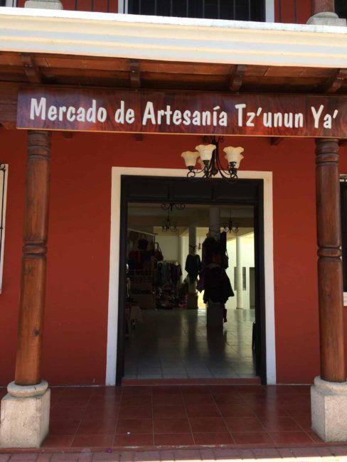 Artisanat San Pedro guatemala