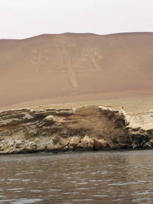 Paracas-îles balletas-geologique-sable-bateau-oceau-perou