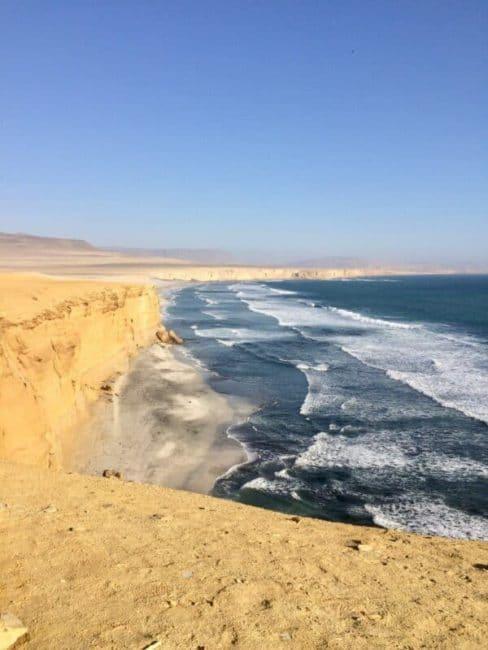 Un désert au Perou