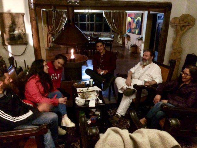La famille de Sarah - Tenjo - Bogota - colombie