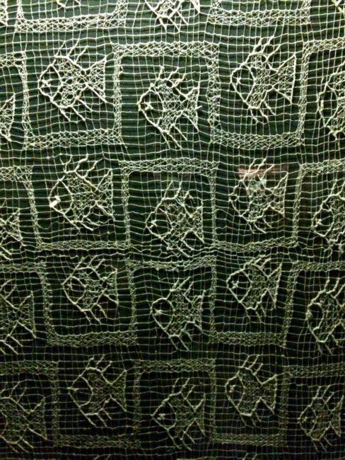Tissus-broderie-tissage-musée textile-Pérou-Lima