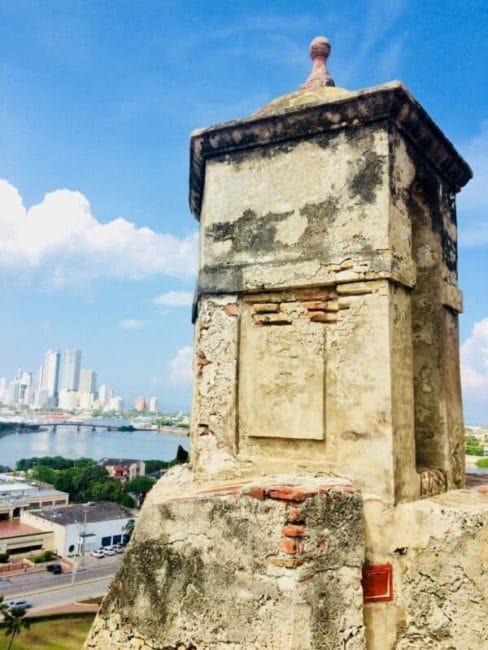 Building - Chateau - Bogota - carthagène - colombie