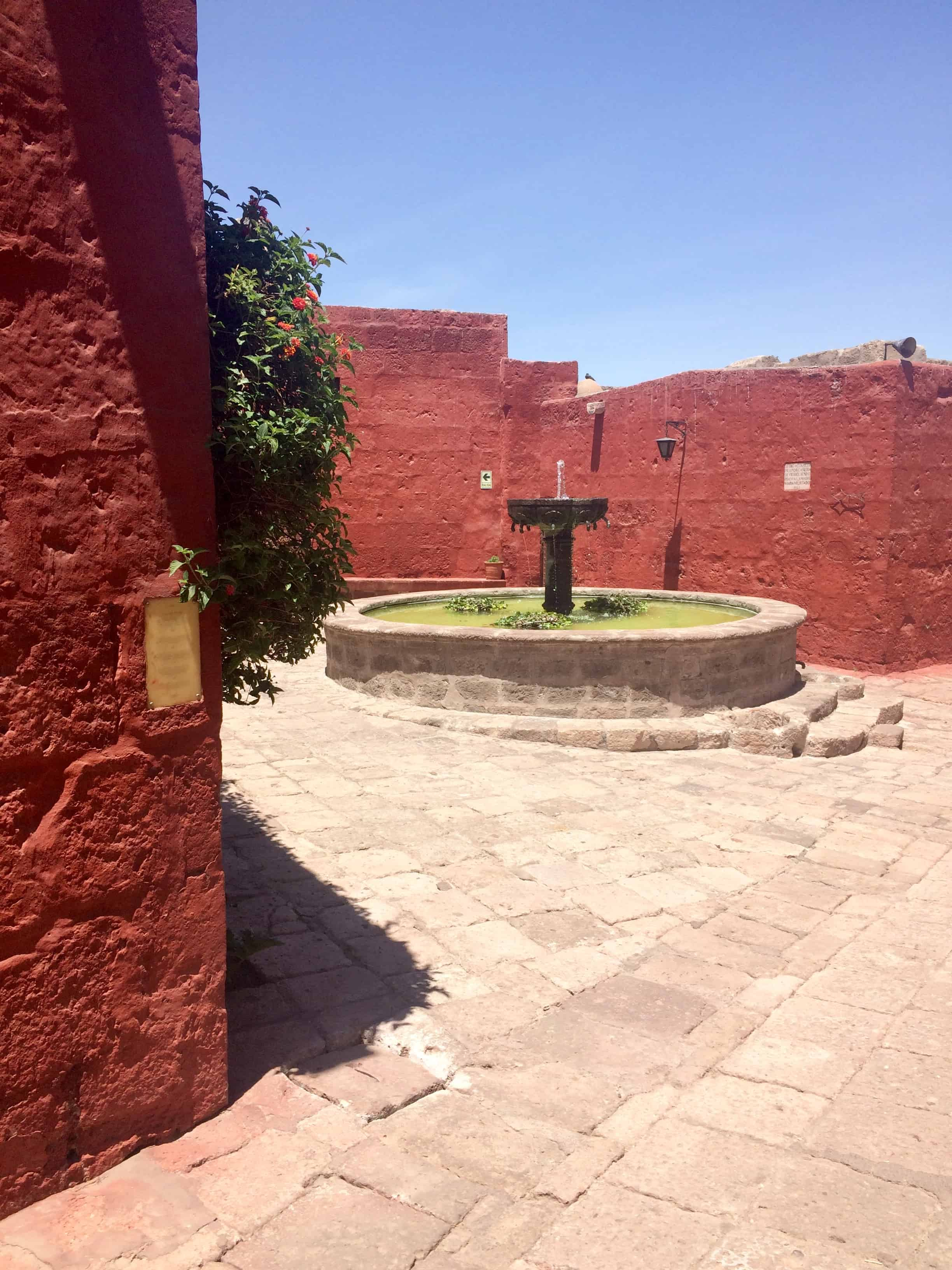 Place-arequipa-perou-palmier-monaster-santa catalina