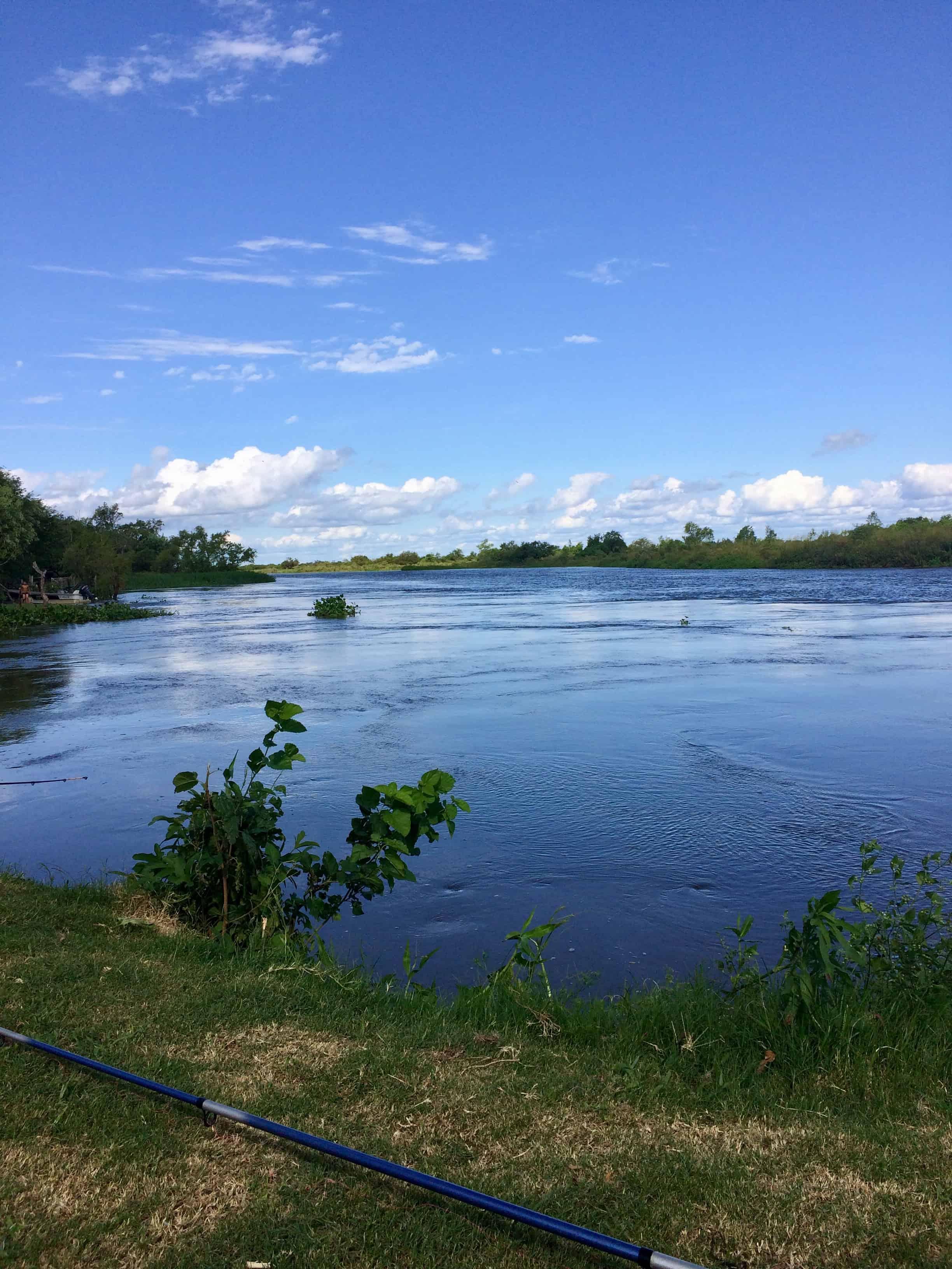 Argentine- rivière - peche- santa fé-