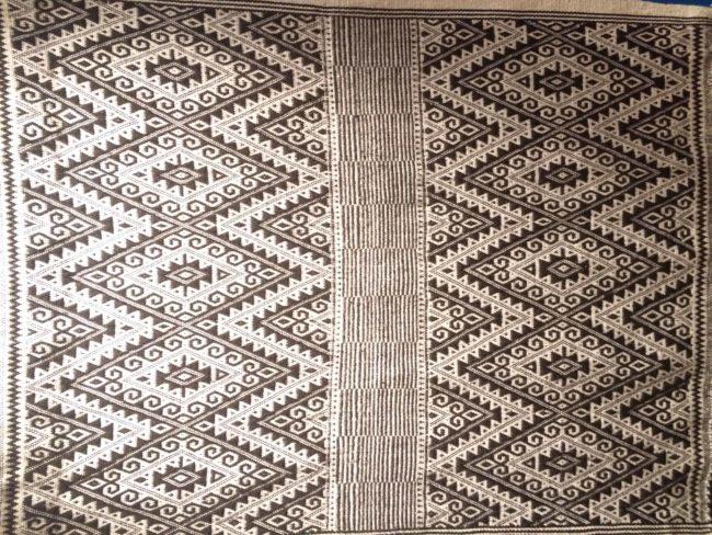 Textile- argentine- motif- ethnique - Amérique du Sud