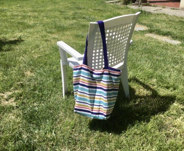 Tuto : apprendre à fabriquer un sac cabas
