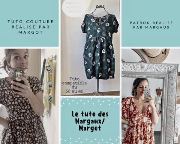Tuto Robe : Les jolis détails de Margaux