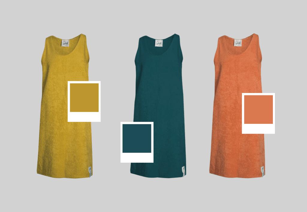 Robe l'éponge-lolnadine-encouturesimone-robe-faitmain-creation-madeinfrance